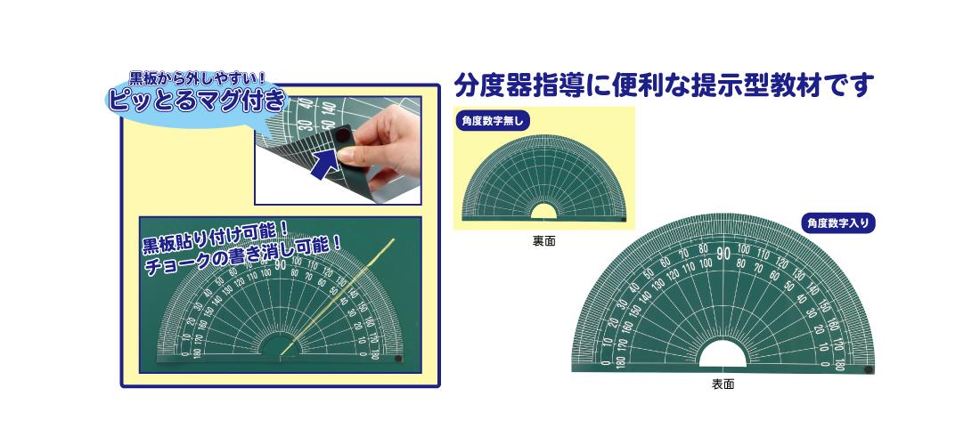 指導用分度器シート